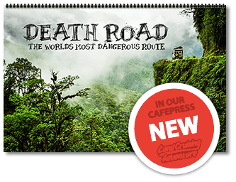 Death Road Calendar (©photocoen)